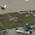 Se estrella avión de carga cerca de Houston