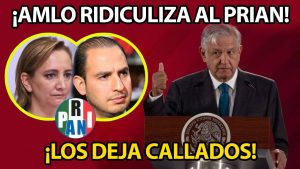 AMLO Se lanza contra el PRI y PAN por no APR0BAR la Guardia Nacional ¡Los dejó callados!