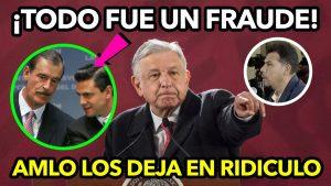 AMLO Deja callado a periodista que le exige soluciones ¡Pero a Peña Nieto no le exigía nada!