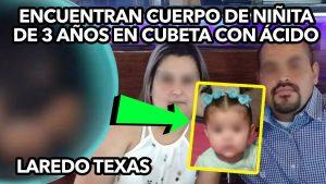 ¡TERRIBLE HALLAZGO! Encuentran cuerpo de niñita en tina con ácido en el closet de su casa