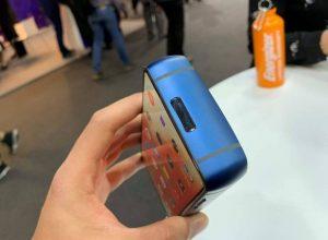 Presentan un celular con una batería que dura 7 días