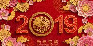 Así es como China recibe el Año del Cerdo