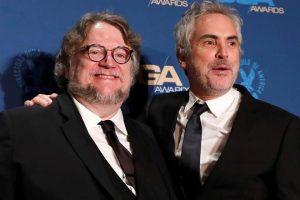 Reclaman Cuarón y Del Toro a Academia