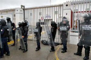 Impiden cierre de maquiladora en Matamoros
