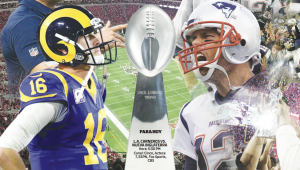 SUPERBOWL LIII: Choque de Eras