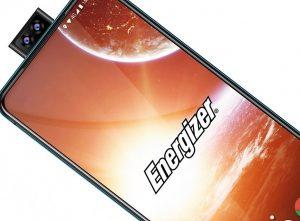 Energizer Power Max P18K Pop: primer teléfono del mundo con 18,000 mAh de batería
