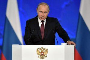Advierte Putin a EU no instalar misiles