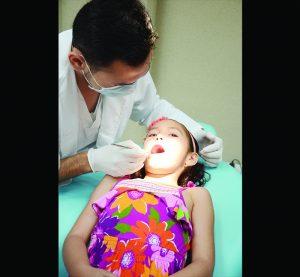 Piden cuidar la salud  bucal de los niños