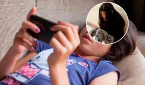 Niña de 9 años se quita la vida porque su mamá no la dejó usar el celular