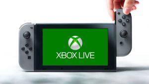 Microsoft tiene planes para llevar xbox live al nintendo switch y móviles