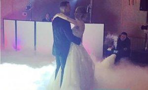 Recién casado abusa de mesera en pleno día de su boda