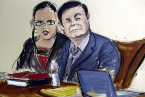 Delibera jurado en juicio contra 'Chapo'