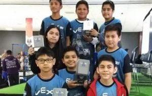 Compiten por segunda ocasión en mundial de robótica