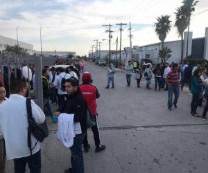 Dos mil obreros despedidos tras paros en Matamoros