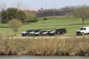 Despliega Estados Unidos más de mil 800 agentes en Eagle Pass, Texas, para cuidar el ingreso de migrantes