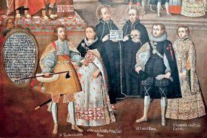 Exhibe el Prado bodas virreinales