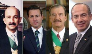 Esperan reforma para consultar llevar a juicio a ex Presidentes