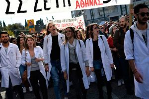 Sufre Grecia crisis de salud mental