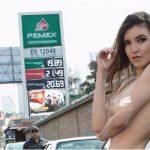 ¿Se acuerdan de la 'chica gasolina'? pues sigue prendiendo los motores