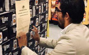 Prohíben en Reynosa venta de 14 tipos de cerveza