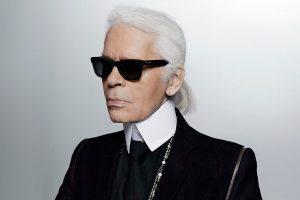 Así lucía Karl Lagerfeld sin lentes... te decimos por qué no se los quitó en 50 años