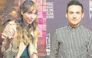 Natalia Téllez y Jesús Zavala serán ninis en televisión