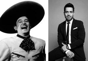 Omar Chaparro será Pedro Infante en bioserie