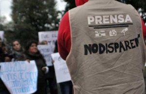 Corren tiempos  oscuros  para  los periodistas