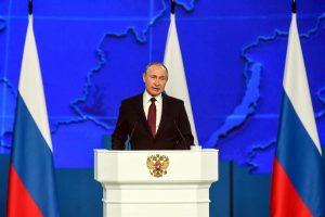 Puede Putin sacar a Rusia de red mundial