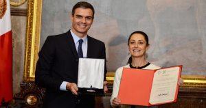 Pedro Sánchez, presidente de España, se declara