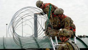 Guerra contra los migrantes, la frontera que Trump quiere destruir...