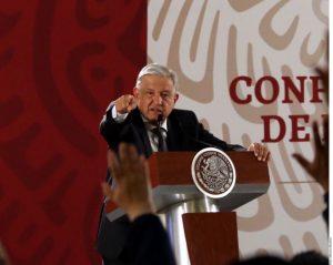 López Obrador alista informe de sus primeros 100 días de gobierno