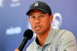 Emociona a Tiger jugar en México
