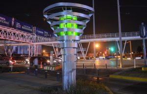 Mexicano crea torres capaces de purificar el aire