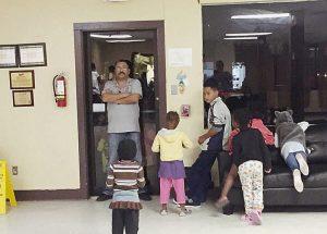 Piden ayuda hondureños