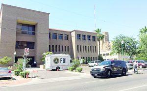 El 'cateo' al City Hall  era en realidad arresto
