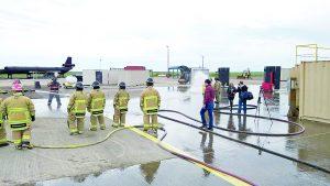Surgirán bomberos de 'Jóvenes Construyendo el Futuro'