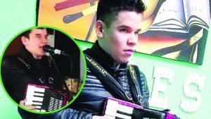El 'Cachorro de Reynosa' lidera grupo norteño de invidentes