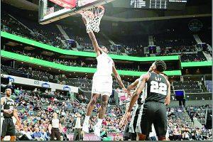 Ligan Hornets cuarta victoria