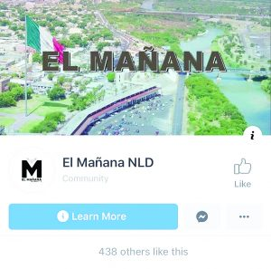 Vuelven a clonar la  página de El Mañana