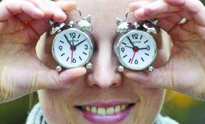 Confunde a residentes el cambio en el horario