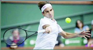 Accede Federer; se va Serena por lesión