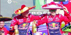 Conquista Ogier Rally de México