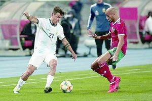 Gana Argentina dejando dudas