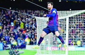 Champions League 'MESÍAS' CULÉ
