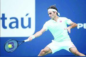 Roger Federer avanza a Cuartos de Final