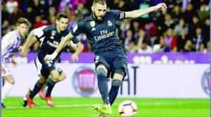 Real Madrid toman un respiro