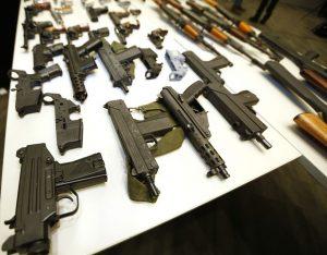 Entran mil armas  cada día  a México