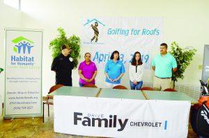 Ayudan a familias con torneo de golf