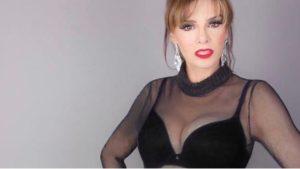 Lucía Méndez rompe sus esquemas lanzando canción en inglés